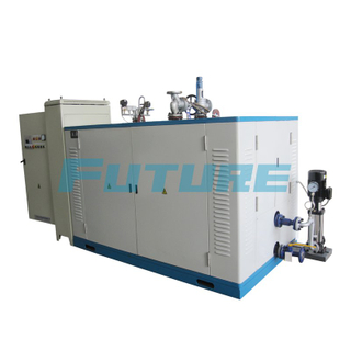 WDR Horizontal Electric Heated Steam Boiler