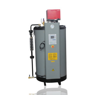 Vertical Water Tube Steam Boiler
