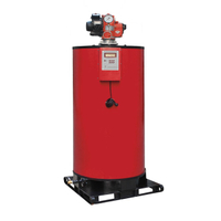 Industrial Oil(Gas) Fired Hot Water Boiler